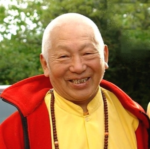 The Venerable Lama Teunzang