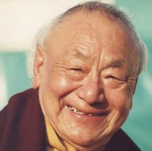 Le Vénérable Guendun Rinpotché