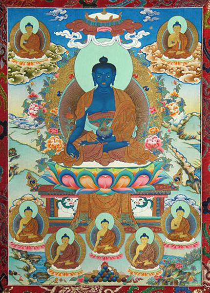 Lama Sönam Wangchuk: Enseñanzas y práctica de Sangye Menla @ Dag Shang Kagyu | Graus | Aragón | España