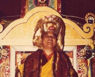Le Seizième Gyalwa Karmapa Rangdjoung Rigpai Dordjé