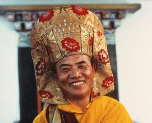 Le Seizième Vainqueur Karmapa Rangdjoung Rigpai Dordjé