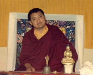 Le quatorzième Shamarpa