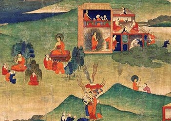 Bouddha Avadana – Tanka 4