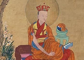Khaydrup Tragpa Senge – 1er Shamarpa
