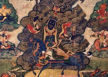 Worldly Protector – Draglha Gonpo