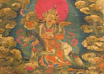 Worldly Protector – Achi Chokyi Drolma