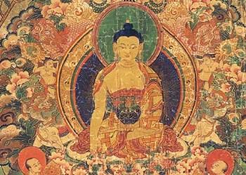 Le Bouddha Shakyamouni