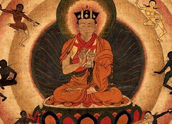 Gourou Yoga huitième Karmapa