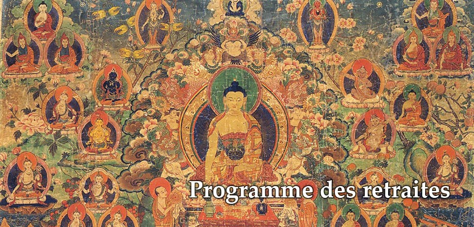 Retreat program
