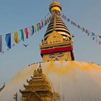 Pèlerinage au Népal