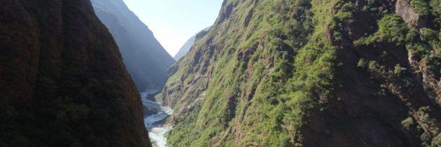 Ascension vers Lapchi – 1er jour